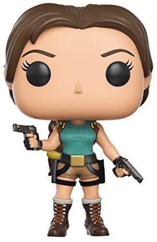 Funko 11704 POP Vinylfigur: Tomb Raider: Lara Croft, Standard