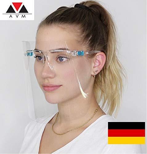 Anti-Spuck Face Shield Brille, Gesichtsvisier, Gesichtsschutz