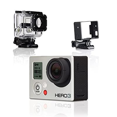 GoPro HERO3 Silver Edition plus The Frame by GoPro