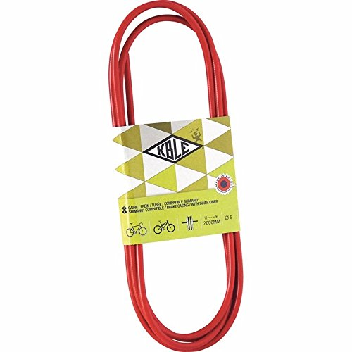 Transfil K6420006 - Funda de Ciclismo, Color Rojo