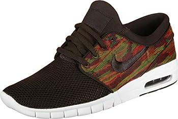 Nike Stefan Janoski Max Mens Fashion-Sneakers 631303-200_8 - Velvet Brown/Velvet Brown-SAIL