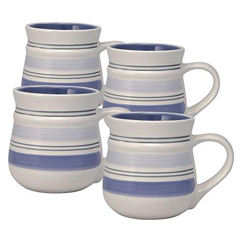 Pfaltzgraff Rio Coffee Mug (12-Ounce, Set of 4)