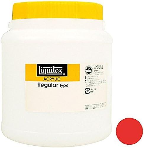 Liquitex Liquitex Farbe regelm gen Typ 1200 ml Flasche 0.012 Cadmium rot Light