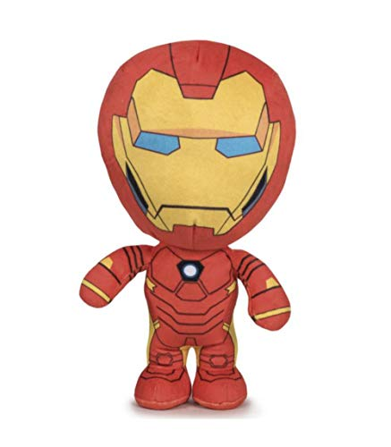 Play by Play Peluche Iron Man Vengadores Avengers Marvel Soft 21cm …