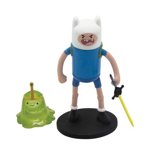 Adventure Time Finn 7,6 cm avec Accessoire slimeprincess