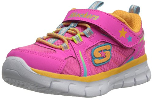 Skechers SynergyLovespun, Mädchen Sneakers, Mehrfarbig (NPMT), 24 EU