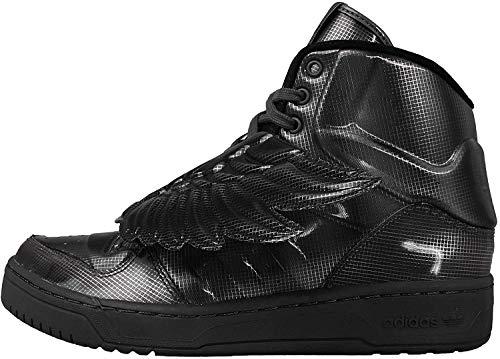 Adidas JS Wings Molded Schuhe Sneaker Turnschuhe Trainers Grau Unisex