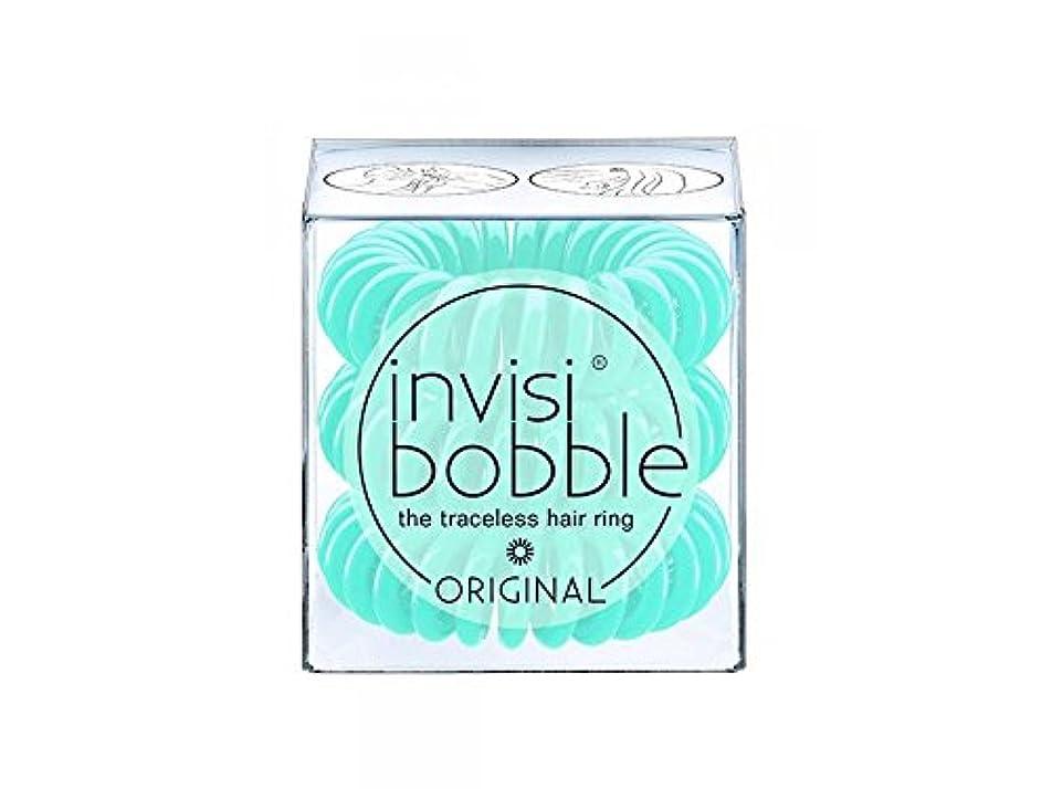 石炭贅沢過去Invisibobble Original Hair Ring Mint To Be [並行輸入品]