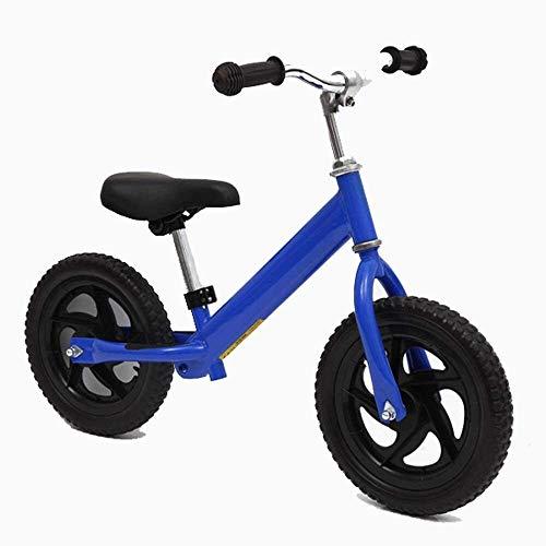 REWD Leichtes Balancen-Fahrrad für Kleinkinder 12-Zoll-Baby-Balancen-Fahrrad Leichte kein Pedal-Kinder-Fahrrad for...