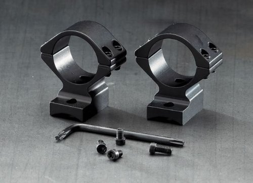 Browning Integrated Scope Mount System - A-Bolt Mountain Ti Matte Intermediate Height 12349 by Browning Magazines & Sights