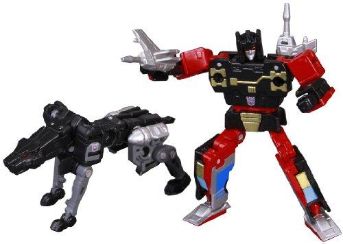 Transformers: Master Piece MP15 Rumble & Jaguar Action Figurine