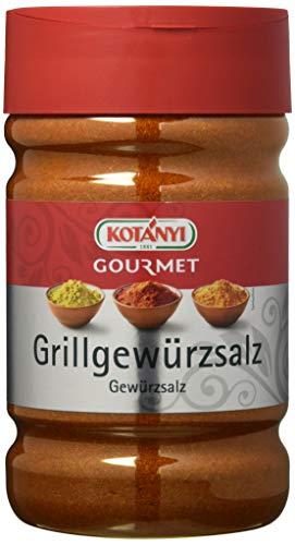 Kotanyi Grillgewürzsalz 1200ccm Dose, 1000 g