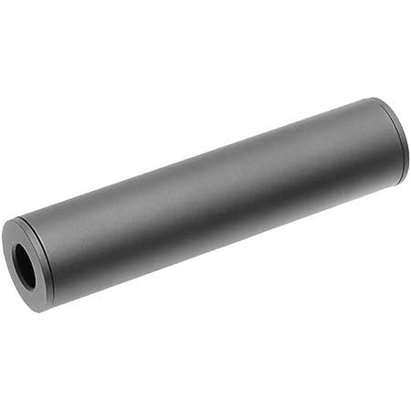 LayLax (ライラクス) MODE-2 スリムサプレッサー 100 エアガン用アクセサリー, 黒