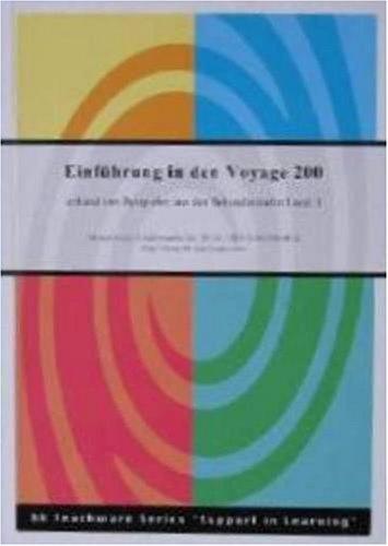 Einführung in den Voyage 200: Anhand von Beispielen aus den Sekundarstufen I & II