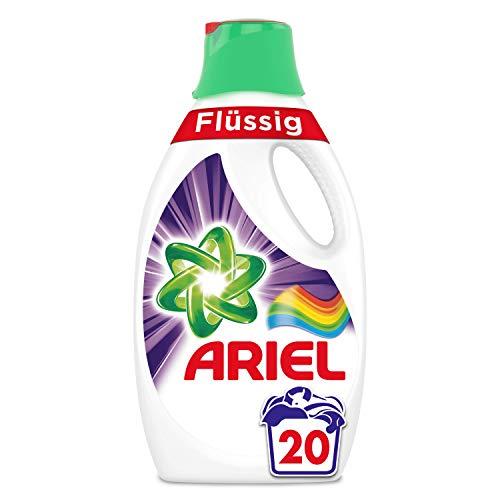 Ariel Color Flüssigwaschmittel Farbschutz 1,1l, 20Waschladungen