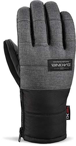 DAKINE Omega Glove Gants Homme, Carbon, FR Unique (Taille Fabricant : L)