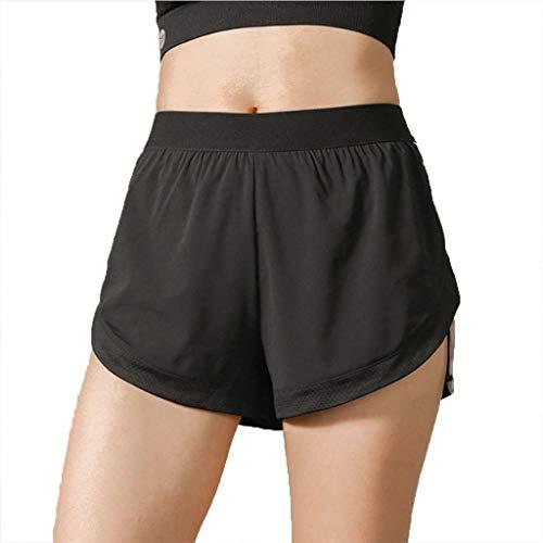 Met Love Western Mosquito Primavera Y Verano Pantalones Cortos Deportivos de Secado rápido Mujeres Suelta Anti-Light Yoga Shorts Correr Fitness