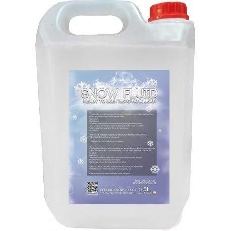 Gunner Smoke - Líquido de Nieve 5 litros