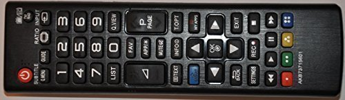 AKB73715601 mando analógico LG SMART TV