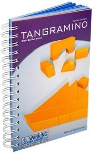 precios mas bajos Tangramino Tangramino Tangramino Book by FoxMind  Todos los productos obtienen hasta un 34% de descuento.