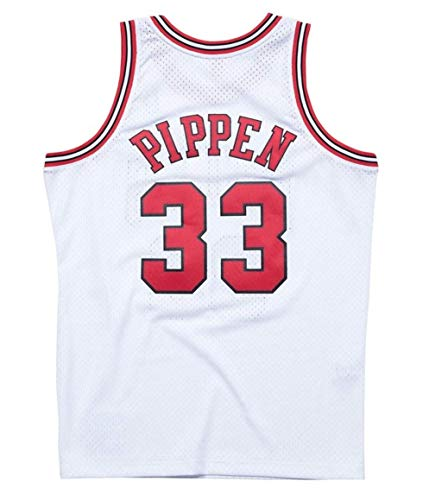 Mitchell & Ness Scottie Pippen 1997-98 Chicago Bulls Soul Swingman Home Jersey