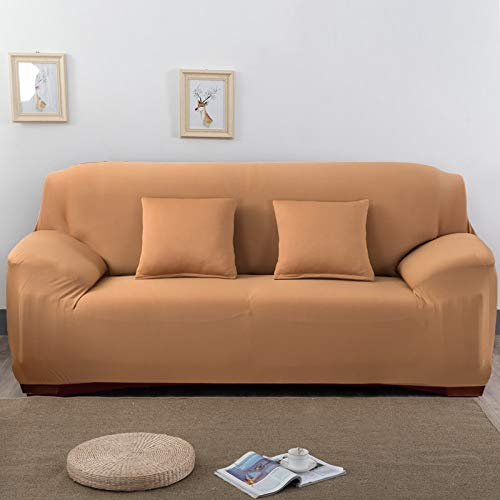Funda de sofá elástica para Sala de Estar, Toalla de sofá, Funda de sofá Antideslizante y a Prueba de Polvo, Funda de sofá elástica A7, 3 plazas