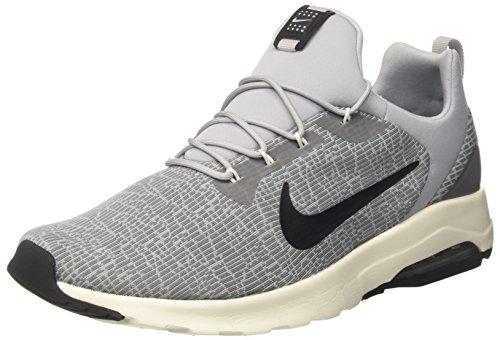 Nike Herren Air Max Motion Racer Sneakers, Mehrfarbig (Cool Grey/Black/Wolf Grey/Sail 002), 42.5 EU