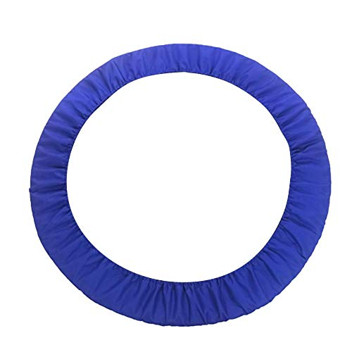 Zihui 3ft 4ft 5ft Replacement Trampoline Surround Pad | Kids Trampoline Outdoor | Foam Safety Guard Spring Cover Padding Pads | Blue