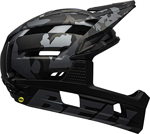 BELL Super Air, Casco Uomo, Matte Gloss Black Camo, m