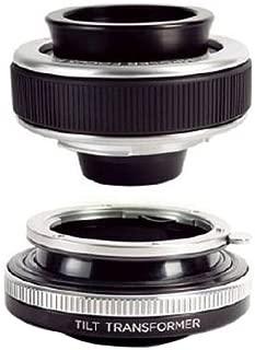 Lensbaby Composer for Micro Four Thirds Digital Cameras with Tilt Transformer