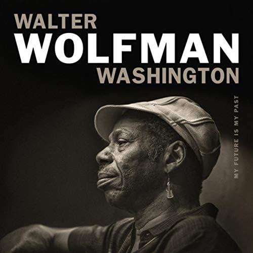Walter Wolfman Washington