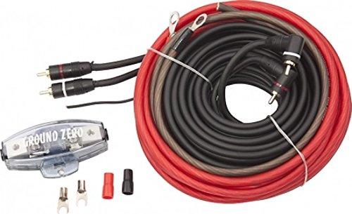 GROUND ZERO GZPK10X 10mm Kabelset - Kabelkit CarHifi Anschlusset