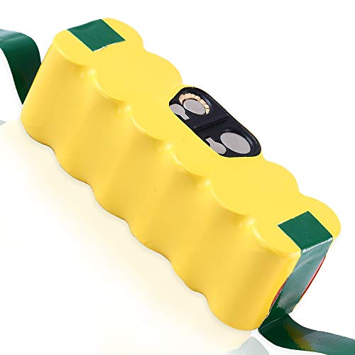 Hochstern 14.4V 4500mAh Ni-MH Batería de Repuesto para iRobot Roomba 500 600 700 800 880 510 530 545 550 552 560 570 580 581 582 585 595 620 630 631 650 660 760 770 780 790 870