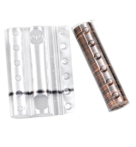 Blister per Monete 2 centesimi (da 50 pz) portamonete fascia nera