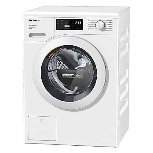 Miele WTD163 WCS, Lavasciuga, A, 48 dB, 1500 rpm, Carico Frontale, 8/5 kg, Bianco
