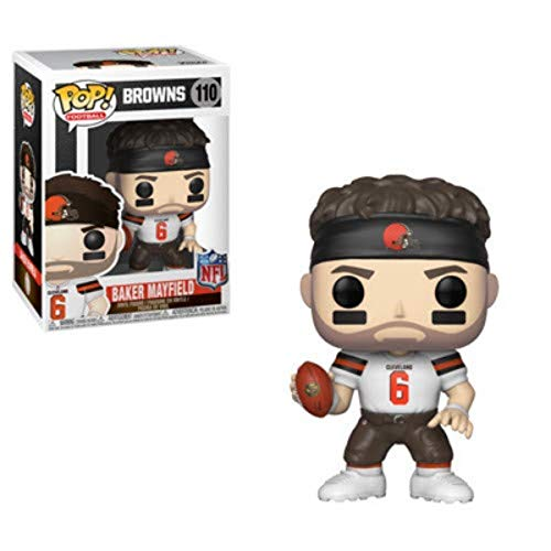 Funko Pop NFL: Draft - Baker Mayfield Vinyl Figure