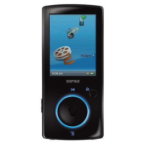 SanDisk Sansa View MP3-/Video-Player 16 GB schwarz