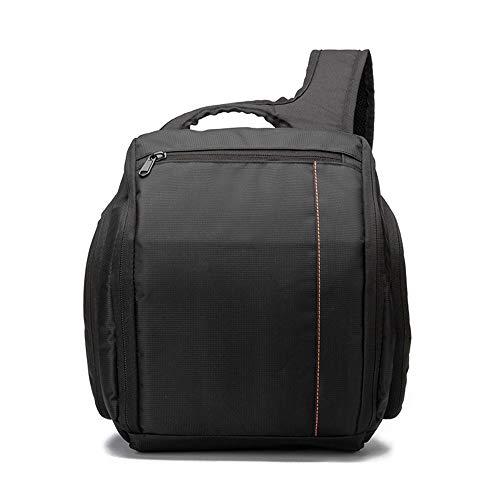 Kamera Rucksack Rucksack Tasche Digitalkamera Holster Schultertasche, kompakte System Tragetasche Feature Shell für überlegenen Schutz, mehrere Taschen für Zubehör, Schock und wasserdicht Material
