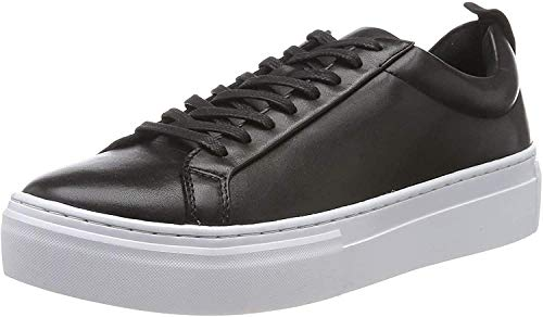 Vagabond Damen Zoe Platform Sneaker, Schwarz (Black 20), 39 EU