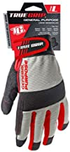 Big TIME Products 9813-23 GP Work Gloves, Large