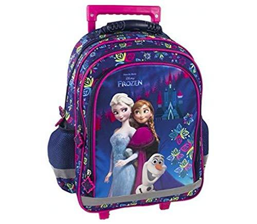 kids4shop Disney Frozen die Eiskönigin Trolley Koffer Trolly Schulrucksack Rucksack Tasche...