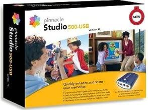 Pinnacle Studio 500 USB Version 10.0