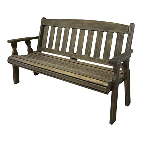 Wooden bench - 5th Anniversary Gifts for Men