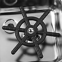 カップウォッシャー、ガラスリンサー、カップ洗濯機、ホテルコーヒーミルクティーカップバー用シンクアクセサリー