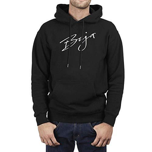 NINETYRW Best Mens Hoodies Baja-Logos- Sweatshirts Man Blend Fleece Pullover