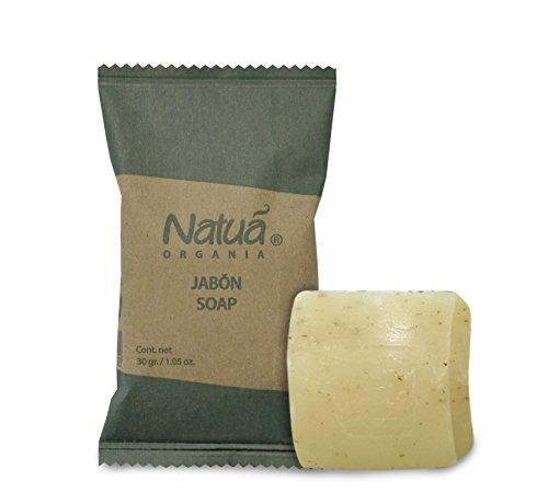 Jabón Orgánico  marca NATUA ORGANIA