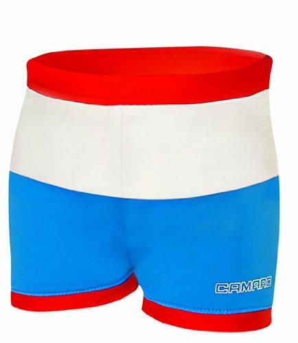 Camaro Enfants Lycra Pant Toddler Pant Boys 80 Multicolore - Blanc/Bleu