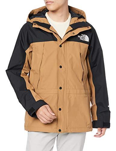[ザノースフェイス] ジャケット マウンテンライトジャケット メンズ NP11834 ユーティリティブラウン 日本 L (日本サイズL相当)