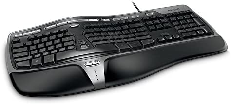 Microsoft Natural Ergonomic Keyboard 4000 for Business Wired product image