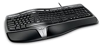 Microsoft Natural Ergonomic Keyboard 4000 for Business - Wired